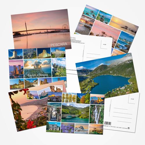 Cartoline Abruzzo