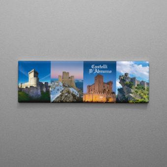 Calamita panoramica Castelli d'Abruzzo