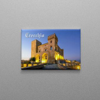 Castello Ducale di Crecchio, Calamita Abruzzo