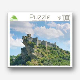 Il puzzle del Castello di Roccascalegna
