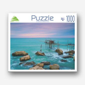 Puzzle della costa dei trabocchi