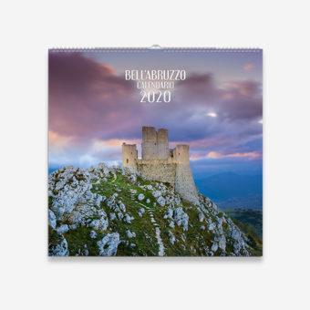 Calendario muro 2020 Abruzzo