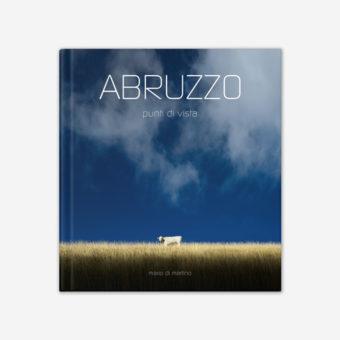 Copertina libro fotografico abruzzo