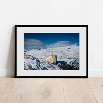Santa Maria della Pietà, Stampa Fotografica Abruzzo