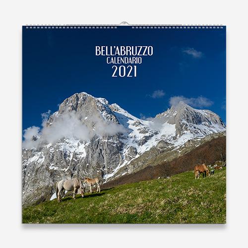 Calendario Abruzzo 2021