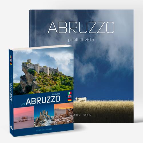 Guida Abruzzo e Volume Fotografico Abruzzo