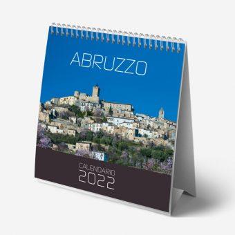 Calendario da tavolo 2022 Abruzzo